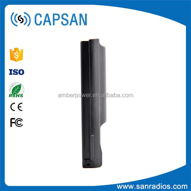 7.4V high capcity long life 2200mAh two way radio lithium battery for SANYO 18650 Cell