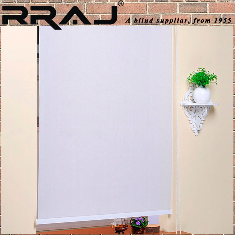 RRAJ Office Window Curtain Blinds and Waterproof Roller Shades