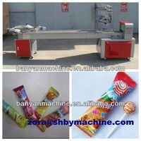 High Speed lollipop Automatic Flow Wrapping and Packing Machine 0086-18321225863