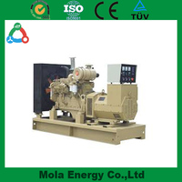 Water Cooling 90kw Automation Silent Diesel Generator Set