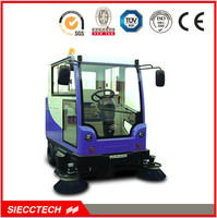 easy drive style sweeping machine OEM factory,warehouse vacuum sweeper