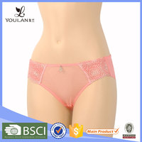 Cheap Price Fashionable Unti-static Hipster Wholesale Lace Sexy Underwear