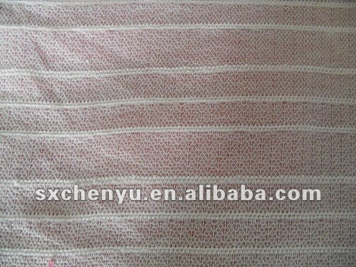 2017 THE BEST SELLING OF CHINA T/R HACHI STRIPE FABRIC
