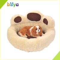 Pet product luxury dog beds stuffed pet bed