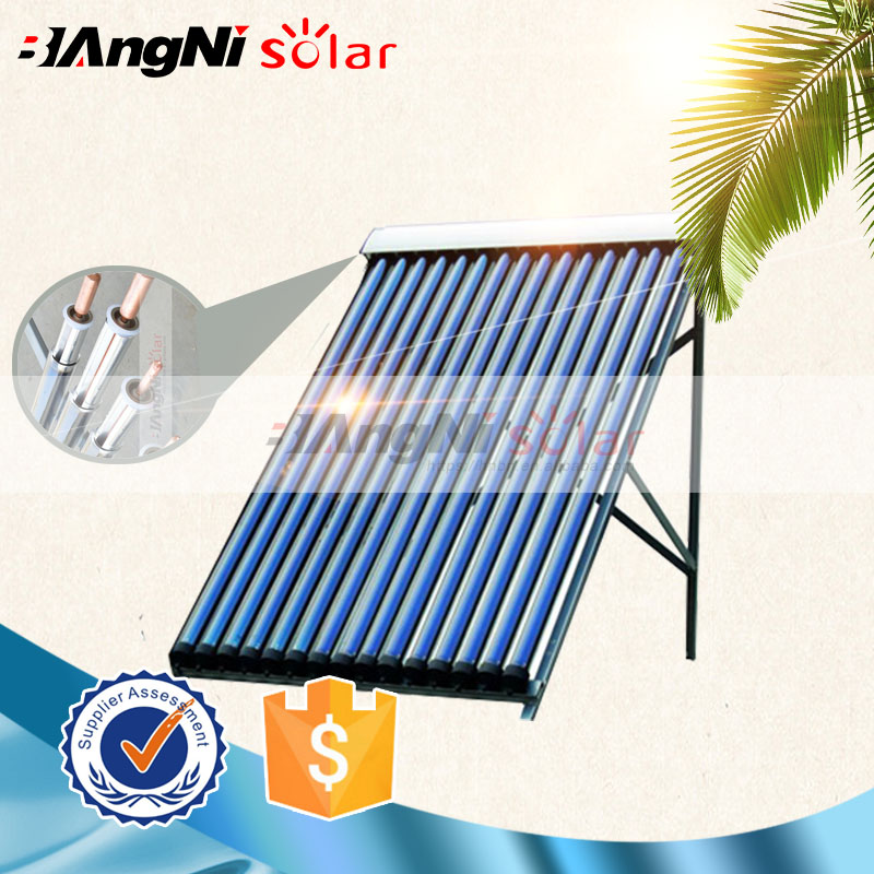 China Manufacturers solar thermal collector price Vacuum Tube Solar Collector
