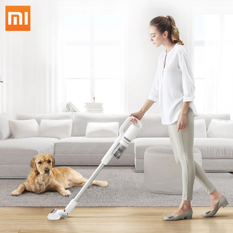 Best Xiaomi ROIDMI removable 18500pa intelligent handheld cordless sofa vacuum <strong>cleaner</strong>