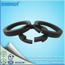 carbon filled PTFE/teflon piston wear ring compressor
