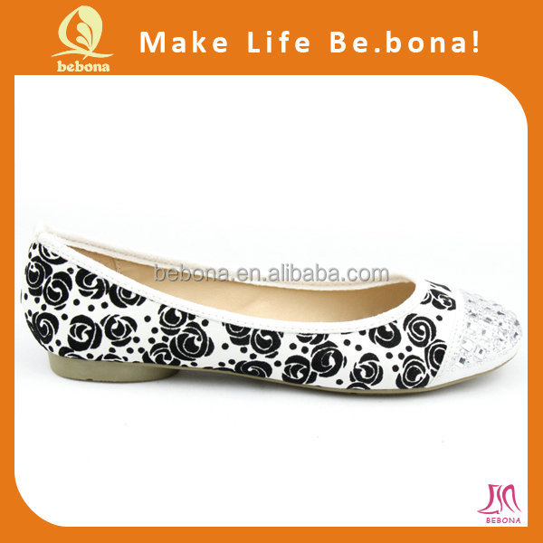 new style fashion flat women summer shoes 2014