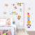 Family Tree Photo Frame Growth Chart Vinyl Promotional Gifts Use and Crystal/Diamond Sticker Type