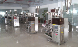 automatic tea packing machine both inner and outer bags