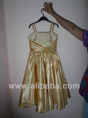 Party Frocks and Wedding Frocks for Flower Girls