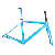 SERAPH Toray T1000 Lightweight Road Cycling Frameset Carbon Fiber 2018 Di2 Bicycle Frame