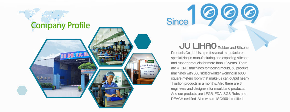 Ju Lihao Rubber And Silicone Products Co., Ltd. - silicone ...