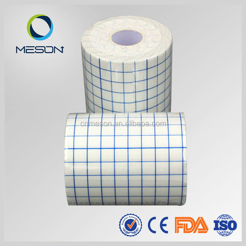 Free sample hospital use medical non woven cloth tape jumbo roll