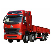 Euro 2 Emission Standard A7-V Cabin 380HP SINOTRUK A7 8*4 Cargo Truck/Lorry Truck-ZZ1317N3867N1