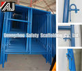 5/6/7 Feet Tall Steel Frame Type Scaffolds Whole Sale In Guangzhou