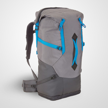 Technical 40L Roll-top Climbing Backpack With The Versatility Needed For Vertical Adventures