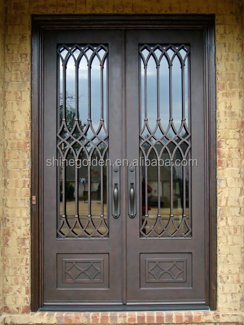 China Supplier Safety Door Design With Grill/metal Door Frame/iron Door - Buy Front Safety Iron DoorMain Safety Door DesignSafety Door Design In Metal . & Grill Doors \u0026 Security Grill Doors Window Grills Gates Fences ... Pezcame.Com
