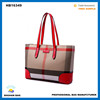 2016 european brand name PU leather hand bag brand name tote bag New Trendy fashion women bag