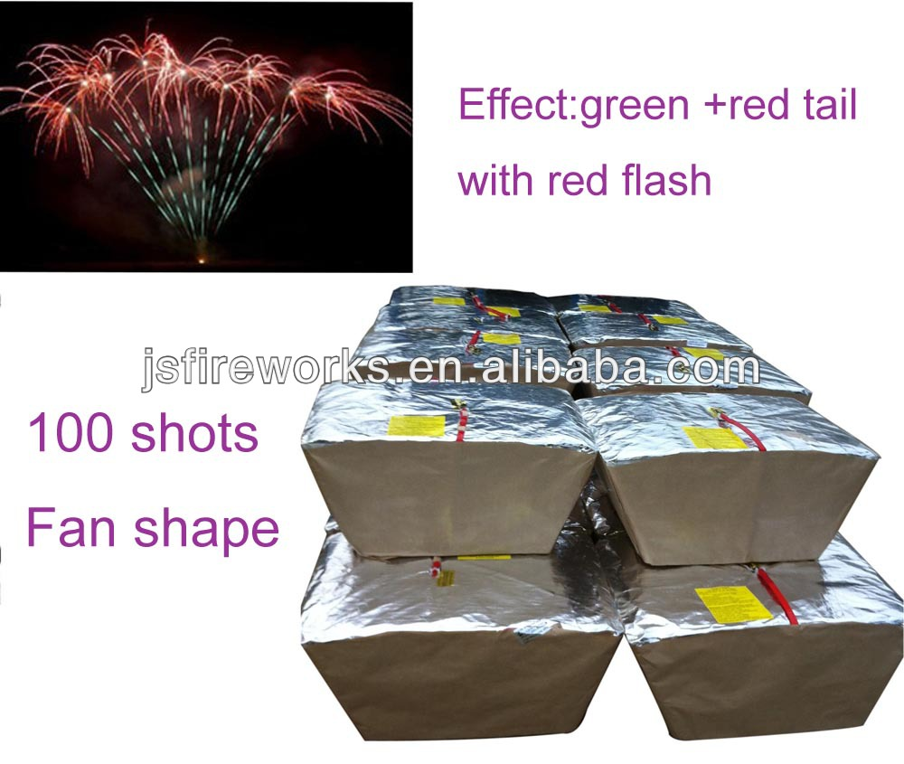 1.3G 100S Cake Firework For Wholesale