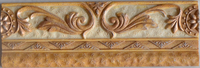 new design interior decorative resin borders