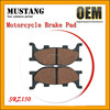 Motorcycle Brake Pad for Yamaha SRZ150 Brake Parts for Thailand Market