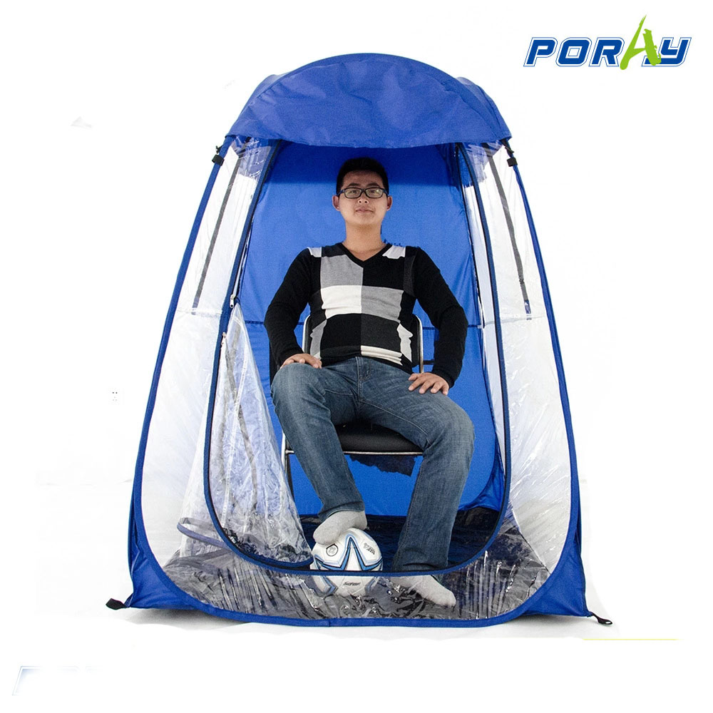 New big size pop up view tent under the Weather Sports Pod for viewing fishing and photography
