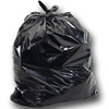 50GL Heavy Duty Plastic Black Garbage Bag