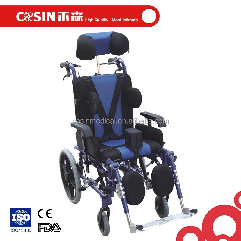 lightweight aluminum wheelchairs for cerebral palsy children sale