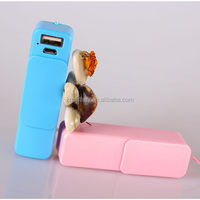 Consumer Electronic Mobile Charger 2600mah Portable
