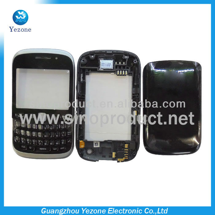 Original New Cell Phone Housing For Blackberry 9320 Full Housing Cover Case,for Blackberry 9320 Housing Replacement
