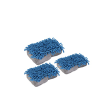 Cheap car automobile cleaning sponges car wash sponge with handle wholesale