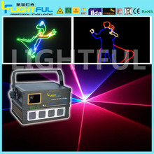 disco laser with sd card/china dmx stage lighting 1000mw ilda rgb laser