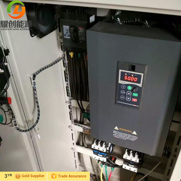 35Kw/45Kw DC reactor variable frequency drive solar water pump inverter integrated mppt controller