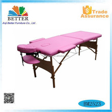 Better 2017 best selling massage bed,folding massage bed,portable massage table
