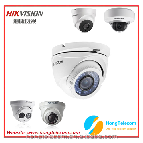 DS-2CE56C0T-IRP HIKVISION HD720P Indoor IR Turret Camera