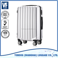Cheap ABS Hard Suitcase Travel Trolley