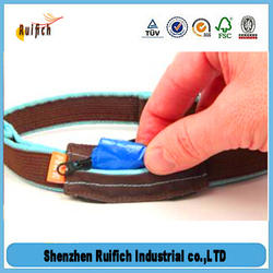 Promotional pu covering materials,pu leather dog collar,wholesale pu leather dog collar