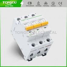 TOM72-63 L7 Circuit Breaker Manufacturers 3 Phase mcb switch type