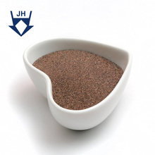 Natural Material Red Polishing Garnet Sand Abrasive Powder Can Made Sanding Roll