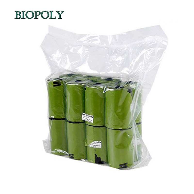 Waste Bags Wholesale Biodegradable Disposable Dog Poop Bags