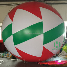 Best quality Advertising inflatable airship,inflatable zeppelin helium balloon