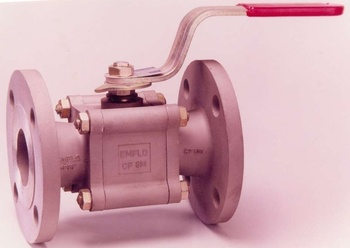 3 Piece Flanged Ball Valve