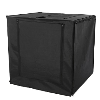 Tafelblad Studio Fotografie Tent Kit led Softbox 80x80 cm Professionele Fotografie Lichtbak