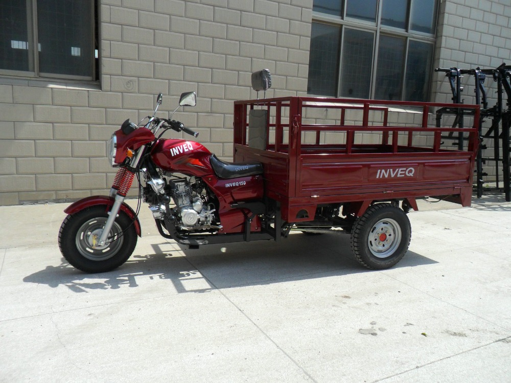 3 Wheeler Motor Cargo Tricycle use for cargo with coc certificate