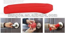 non-slip door handle protector for house
