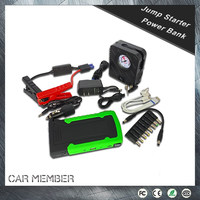CAR MEMBER 14000mah Wholesale Factory Emergency Used 12v emergency car portable lithium battery jump starter