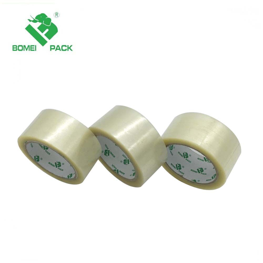 bopp hot melt adhesive tape heat resistant high adhesion