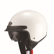 2015 NEW OP05 peak open face helm with sun glass visor