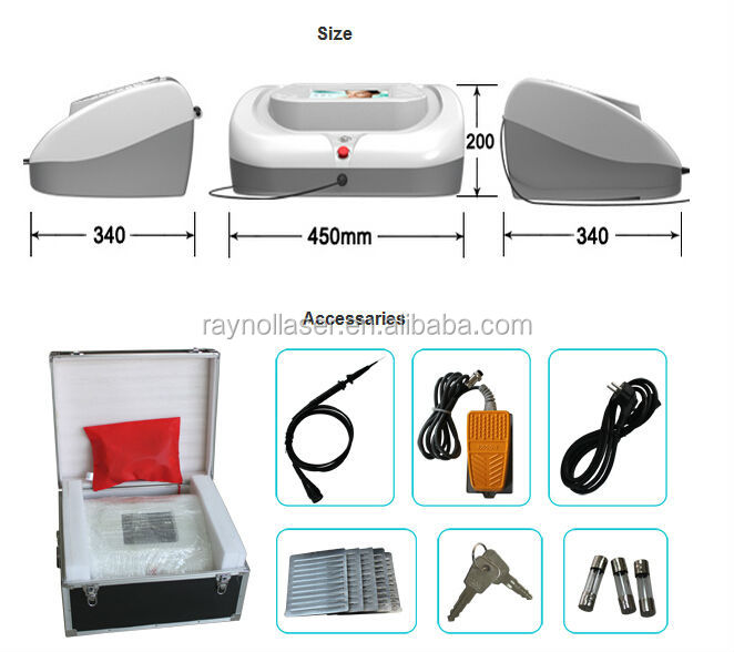Whats Hot China Spider Vein Removal Machine
